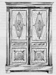 Armoire-Directoire-224x300 Les différents styles de meubles par époques