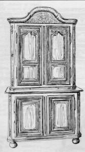 Buffet-Régence-168x300 Les différents styles de meubles par époques