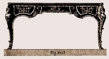 Bureau-Louis-XV Les différents styles de meubles par époques