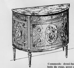 Commode-demi-lune-Louis-XVI-300x275 Commode demi-lune Louis XVI