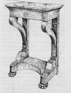 Console-Louis-Philippe-228x300 Les différents styles de meubles par époques