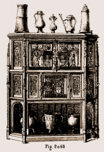 Crédence-Louis-XII-205x300 Les différents styles de meubles par époques
