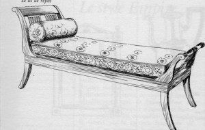 Lit-de-repos-Directoire-300x190 Les différents styles de meubles par époques