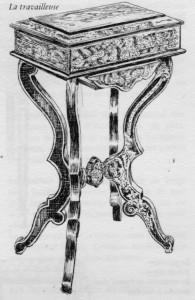 Travailleuse-Napoléon-III-195x300 Les différents styles de meubles par époques