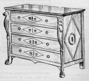 commode-Directoire_bis-300x275 Les différents styles de meubles par époques