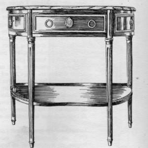 commode-servante-Louis-XVI-300x300 Les différents styles de meubles par époques