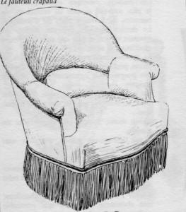 fauteuil-Crapaud-Louis-Philippe-263x300 Les différents styles de meubles par époques