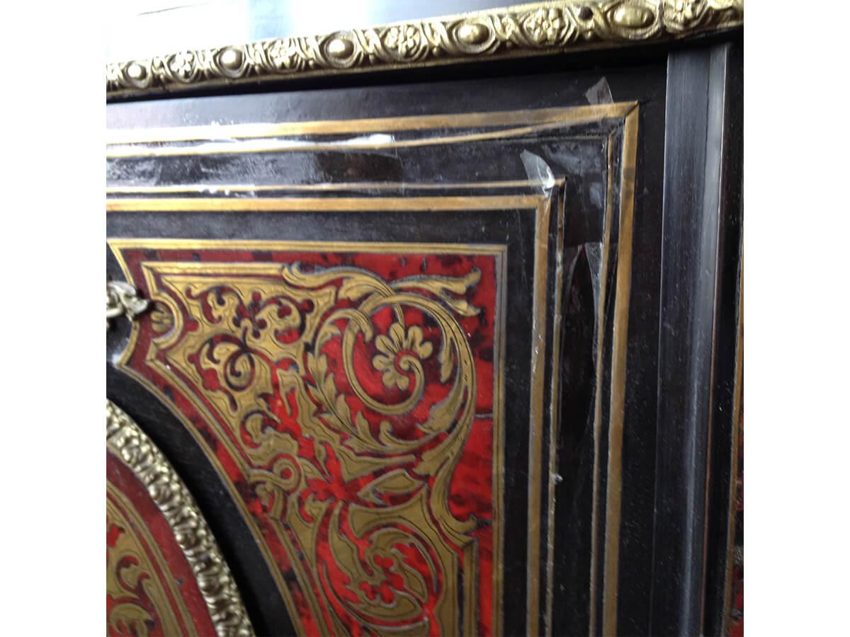 meuble dappui napolon iii marqueterie boulle