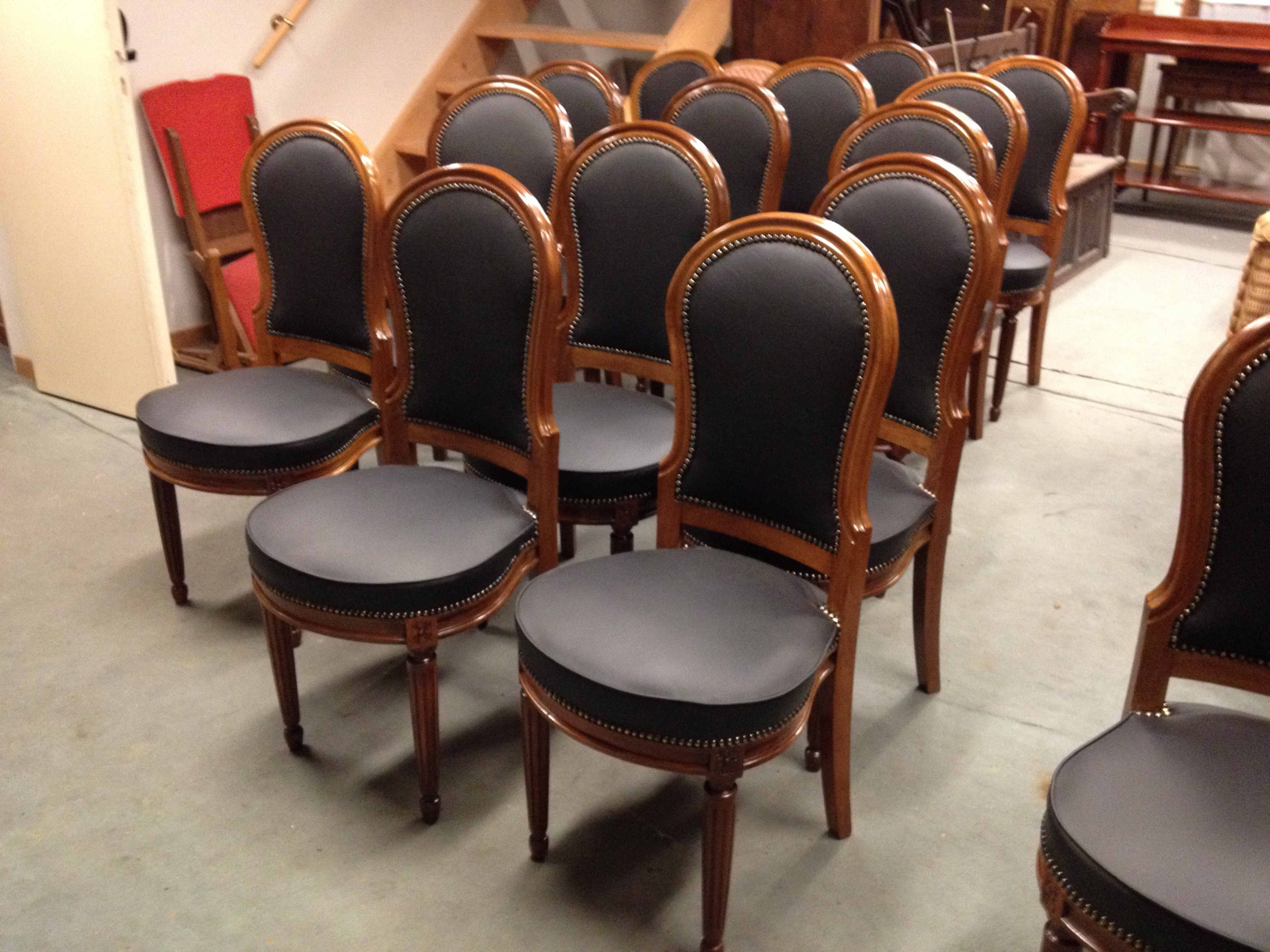 IMG_3976 chaise néo-classique fin XVIIIe - début XIXe