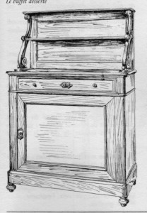 Buffet-desserte-Louis-Philippe-208x300 Les différents styles de meubles par époques