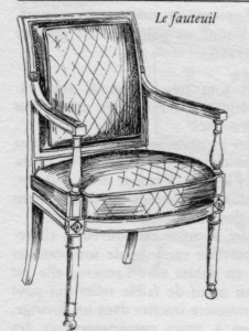 Commode Directoire | Atelier Patrice Bricout