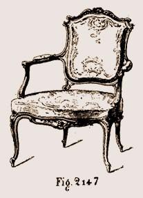 Fauteuil Louis XV | Atelier Patrice Bricout