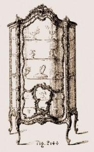 Vitrine-Louis-XV-185x300 Vitrine Louis XV