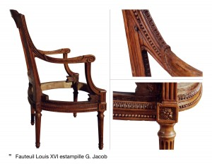 Fauteuil-Louis-XVI-estampille-de-G.Jacob-restauré-300x232 Fauteuil Louis XVI estampille de G.Jacob restauré