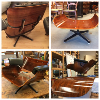 fauteuil Charles Eames