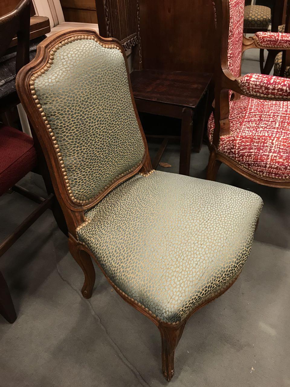 chaise de style Louis XV 3Atelier Patrice Bricout EPV Marcq en Baroeul | Atelier Patrice Bricout