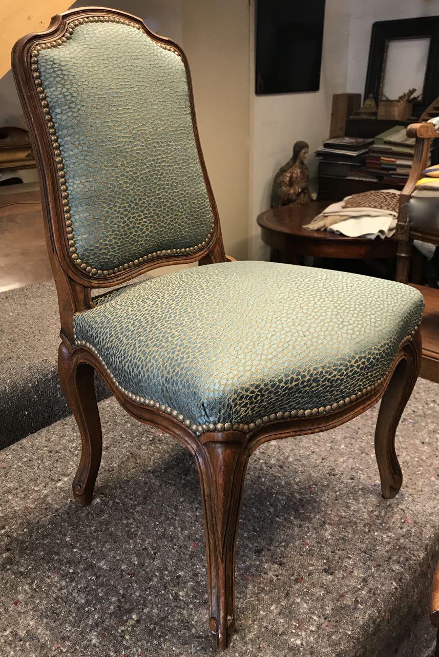 chaise de style Louis XV 5Atelier Patrice Bricout EPV Marcq en Baroeul | Atelier Patrice Bricout