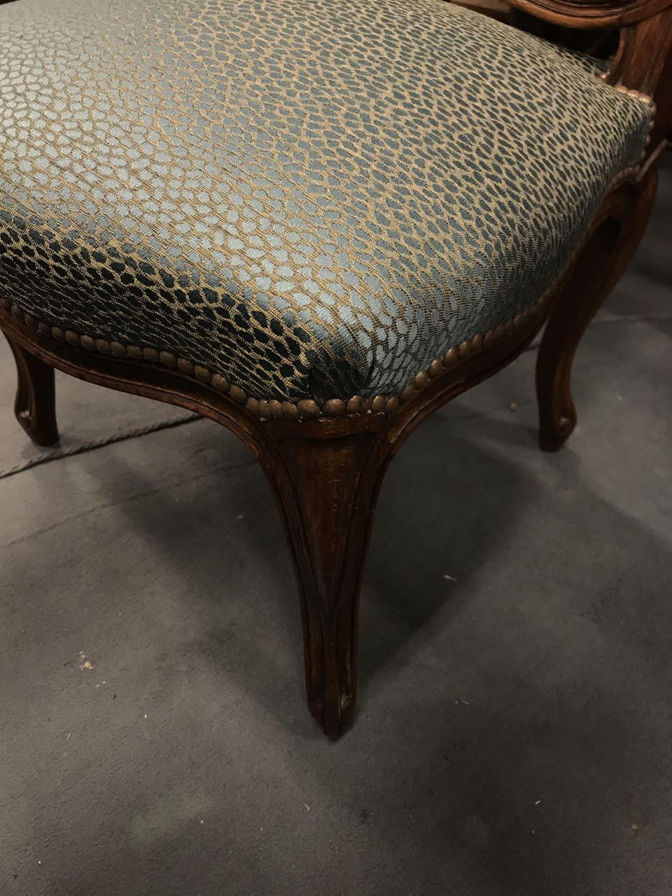 chaise de style Louis XV 6Atelier Patrice Bricout EPV Marcq en Baroeul | Atelier Patrice Bricout