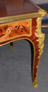 bureau Transition Louis XV Louis XVI restauration atelier Patrice Bricout Label EPV Marcq en Baroeul 12 | Atelier Patrice Bricout