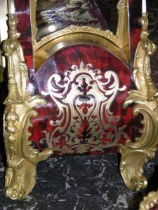 cartel Napoléon III mouvement signé Lenoir à Paris après restauration Atelier Patrice Bricout Label EPV